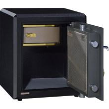 Hot sécurité nouvelle conception intelligente coffre-fort boîte à empreintes digitales électroniques coffre-fort
