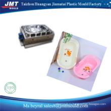 пластиковый ребенок ванна плесень