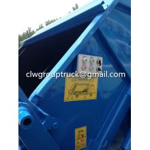 Caminhão compactador de lixo DONGFENG 6-8CBM para venda
