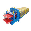 Galvanized Metal Roofing Double Deck Roll Forming Machine