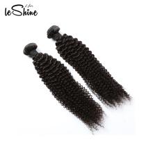 La mejor calidad de visón 10A brasileño Afro Kinky Hair Estilos virgen sin procesar del pelo humano vendedores al por mayor