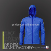 Men clothing jacket sport straight with hood 2017 design