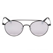 Metal uv400 mens silver sunglasses sale