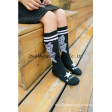 Lovely Girl Cotton Stocking Custom Designs for Wholesale