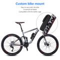 Mini inflador de bomba de bicicleta para cochecitos y sillas de ruedas