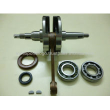 TVS Spares Crank Shaft With Bearing and Oil Seal