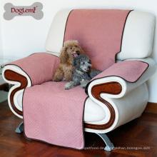 Hersteller-Großverkauf-Luxushundebett-unterschiedliche Farbe kann Haustier-Sofa-Abdeckung wählen