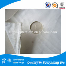 polyester woven filter press cloth for plate and frame filter