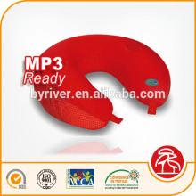 Массажные подушки тепла Подключение MP3/Iphone