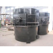 Cuillère en acier fabriquée en Chine