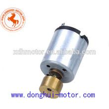 motor de vibración de alta velocidad 1.5v micro CC para máquina de sexo