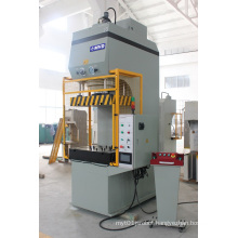 100 Ton Single Column Hydraulic Press for Pressing/Blanking/Stamping/Drawing Forming of Metal Sheets C Frame Hydraulic Press Machine 100t