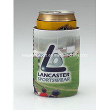 Full Color Neoprene Can Cooler with Glued Bottom