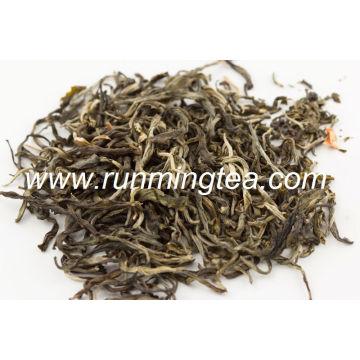 Chá de jasmim instantâneo em pó