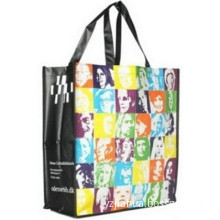 Coated Shopping Bag