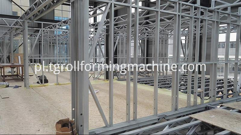 Metal Stud Truss Profile Forming Machine