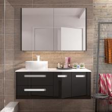 Large Space Saver Shelf Bathroom Vanities