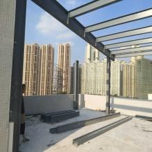 Строительный сарай Строительная стальная конструкция Ангар