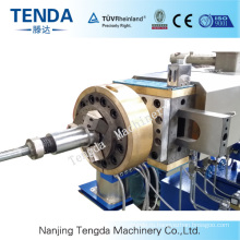 The Twin Screw Extruding Machine of PVC PE XPS