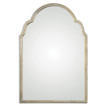Hot Sales Silver Champagne Finished Metal Framed Wall Mirror for Home Decorations