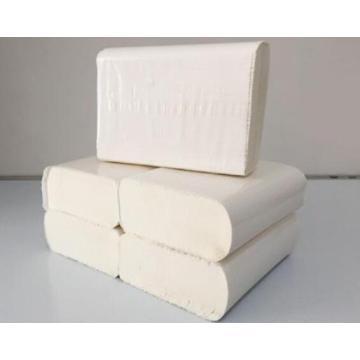 Papier de serviette jetable de vente chaude de papier de serviette