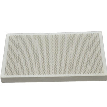 Yixing made high heat resistance  infrared ceramic plate for BBQ