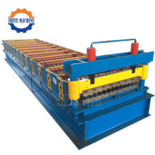 Aluminum Roofing Sheet Cold  Forming Machine