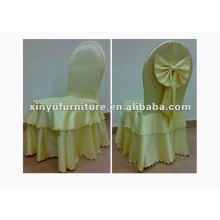hotel restaurant banquet hall chair cover XC961