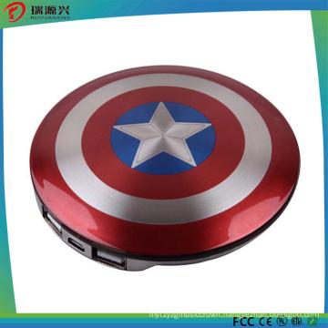 America Captain Wireless Power Bank
