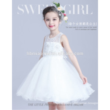 Hot sell children frock design weatern party wear baby girl dress prices