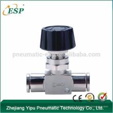 modulating control valve