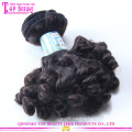 Wholesale factory price top quality 100 european remy virgin human hair weft can be dyed