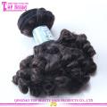 Fábrica por atacado preço qualidade top 100 Europeu remy virgem cabelo humano de trama pode ser tingida