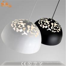 Dormitorio tipo simple Lámpara de ahorro de energía de cerámica