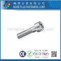 Fabricante en la fábrica de Taiwán DIN912 interno Hex Drive 304 de acero inoxidable tornillo de casquillo de socket