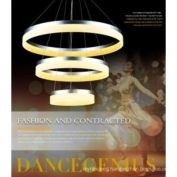 Modern Crystal Pendant Light Ceiling Lamp Luxury Chandelier Lighting