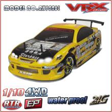 RC 1/10 Scale 4WD Elektro DRIFT Car, High-Speed Racing Modell Auto