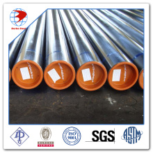 DN80 BS1387 Heavy duty ERW Pipe with  threaded end