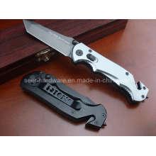 Couteau à poignée en aluminium de 8,5 po (SE-301)