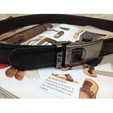 Men Leather No Hole Belts (YC-140608)