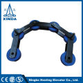 Spare Parts Guide Rail Roller Escalator Step Wheel