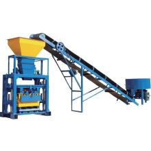 QTF40-1 Máquina de fabricación de bloques huecos semiautomática