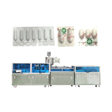 SupLab-1 Automatic Hepatic portal Suppository Packaging Forming Filling Equipment