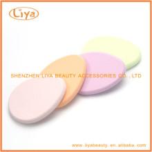 Мягкие цветные косметических губок для использования лицом