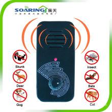 Répulsif antiparasitaire ultrasonique de haute qualité et portatif