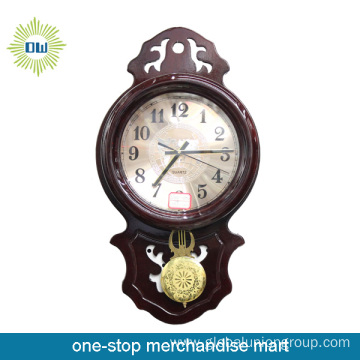 Vintage Retro Wall Clock For Home Decorations