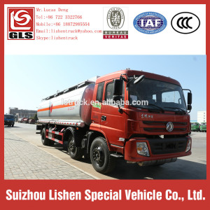 Camion citerne de carburant Dongfeng Large Campacity