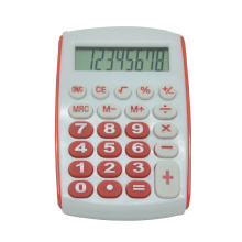 Plastic Middle Business Desktop Calculator