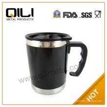 mug à café métal mignon 2015 fashional haute qualité