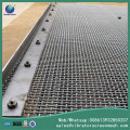 Minerals Vibration Woven Screen Mesh For Mine